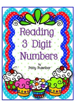 Reading 3 Digit Numbers
