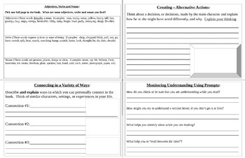 Reading 8 box - sheet 3