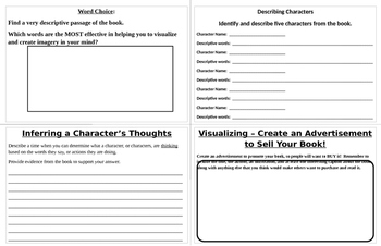 Reading 8 box - sheet 4