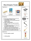 Reading A Recipe: Rice Krispies Treats
