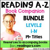 Reading A-Z Companion Bundle {Levels I-N}