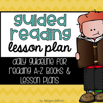 Reading A-Z Lesson Guideline