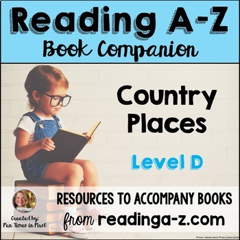 Reading A-Z Level D Country Places
