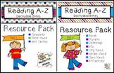 Reading A-Z Phonics Decodable Books BUNDLE