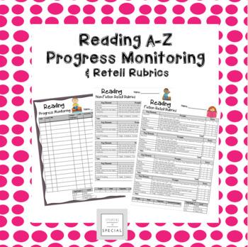 Reading A-Z Progress Monitoring