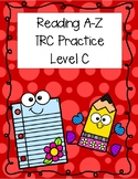 Reading A-Z TRC Practice Level C