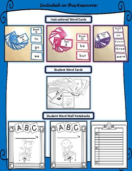 Reading A to Z High-Frequency Words Assessments and Resources