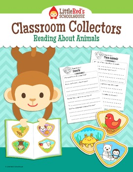 Reading About Animals - Classroom Collectors