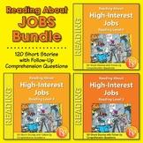 Reading About High-Interest Jobs {Bundle}