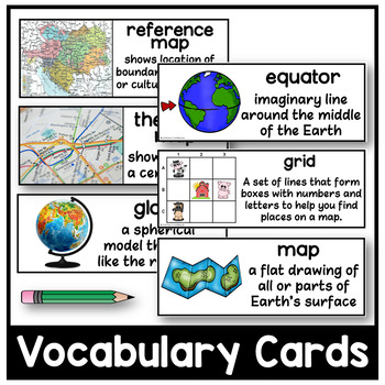Reading About Maps | Informational Text