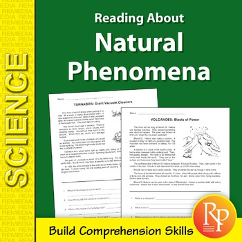 Reading About Natural Phenomena