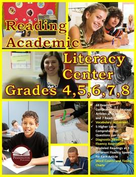 Reading Academic Literacy Center