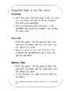 Reading Academic Vocabulary Cards 4th grade TEKS (no border)