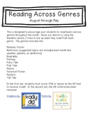 Reading Across Genres