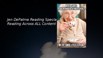 Reading Across the Content