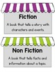 Reading Across the Genres, Activies for the Literary Genres