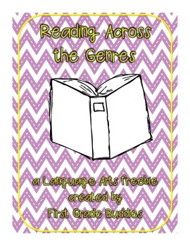 Reading Across the Genres {a Language Arts packet}