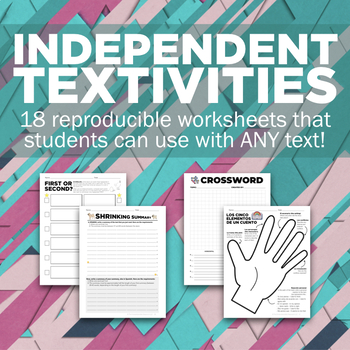 Reading Activity: Independent Textivities