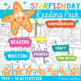 Reading Activities Pack - Starfish Day