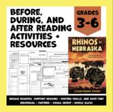 Reading Activities + Resources for Rhinos in Nebraska