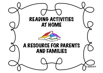 Reading Activities at Home