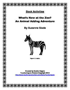 """Kindergarten Discussion Questions & Games for """"What's New at the Zoo?"""""""