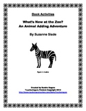 "Kindergarten Discussion Questions & Games for ""What's New at the Zoo?"""