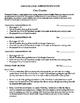 Reading Activities for Chris Crutcher's Deadline