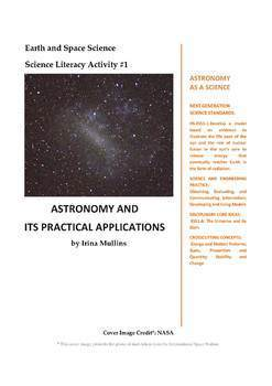 Science Literacy Activity #1 Astronomy and Its Practical Applications