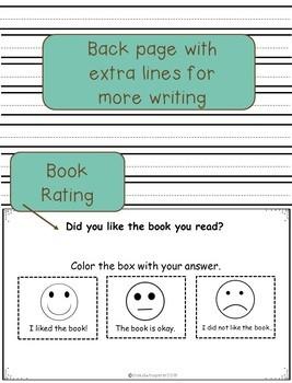 Reading Skill: My Favorite Part