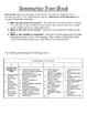 Reading Activity - Summarizing Your Book