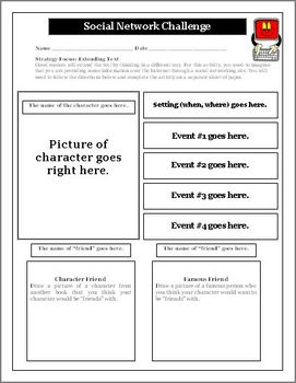 Reading Social Networking Activity for Any Novel Unit