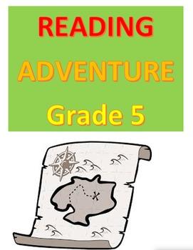 Reading Adventures -- Grade 5
