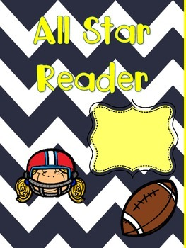 Reading All Star Binder Cover