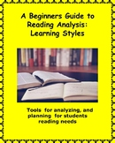 Reading Analysis: Learning Styles Part 1