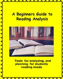Reading Analysis: Struggling Readers Part 3