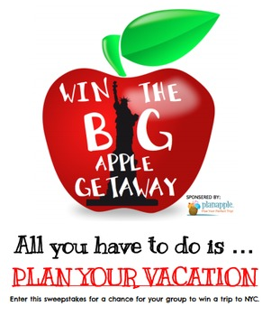 Reading & Analyzing Functional Texts - Win The Big Apple Giveaway