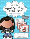 Reading Anchor Chart Mega Pack