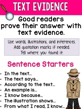 Reading Anchor Charts