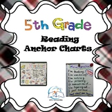 5th Grade Reading Anchor Charts