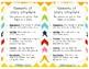 Reading Anchor Charts (ELA) Student Interactive Journals