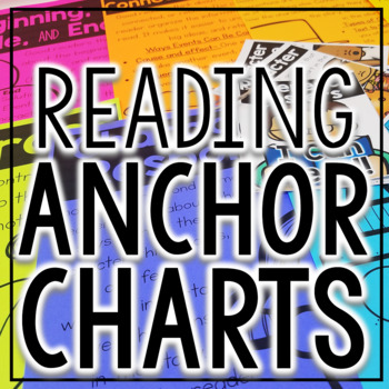 Reading Anchor Charts | GROWING BUNDLE