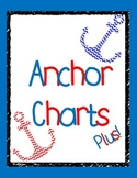 Reading Anchor Charts Plus Student Pages