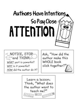 Reading Anchor Charts, Reader's Notebook, Unit 1, RUOS, Lucy Calkins
