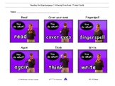 Reading And Sign Language | Following Directions | Prompt Cards