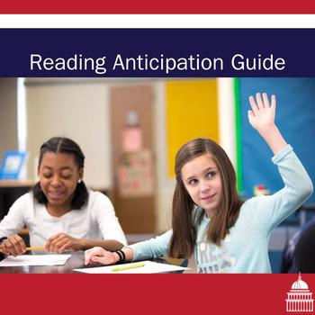 Reading Anticipation Guide