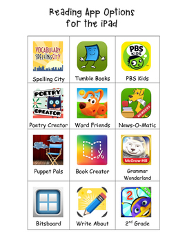 Reading App Options for the iPad