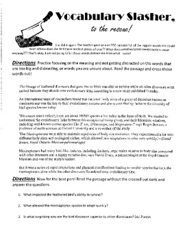 Reading Assessment Activities (10th Grade): Improves Reading Comprehension