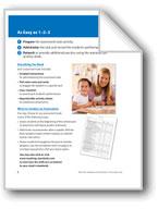 Reading Assessment Tasks, PreK