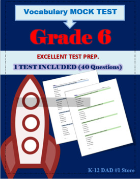 Reading Assessment Test Grade 6 - Mock